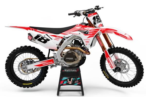 Kit adhesivos moto Honda Fresh