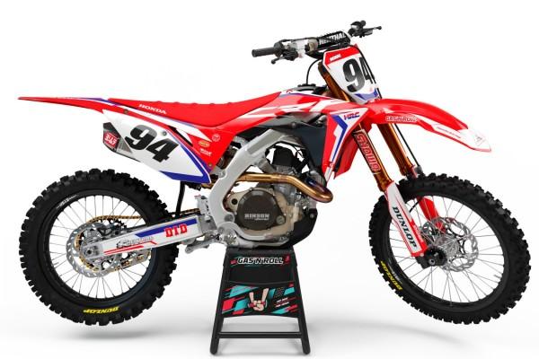 Kit adhesivos moto Honda KR94