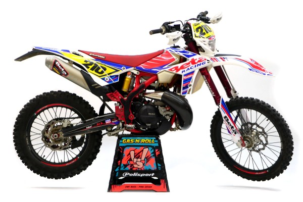 Kit adhesivos moto Beta Racing