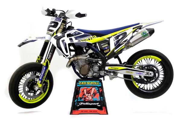 Kit adhesivos moto...