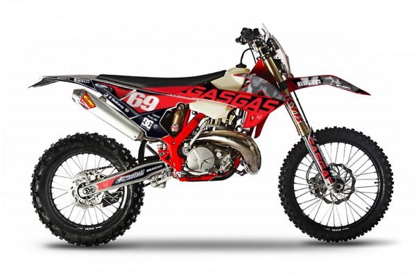 Kit adhesivos moto Gas Gas 06