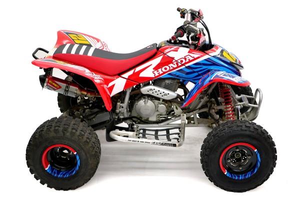 Kit adhesivos quad Honda