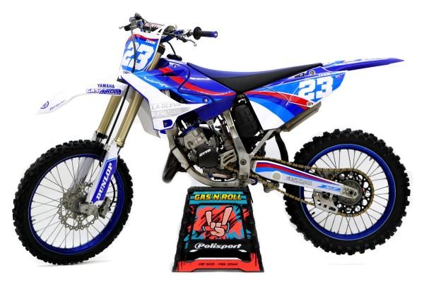 Kit adhesivos moto Yamaha Race