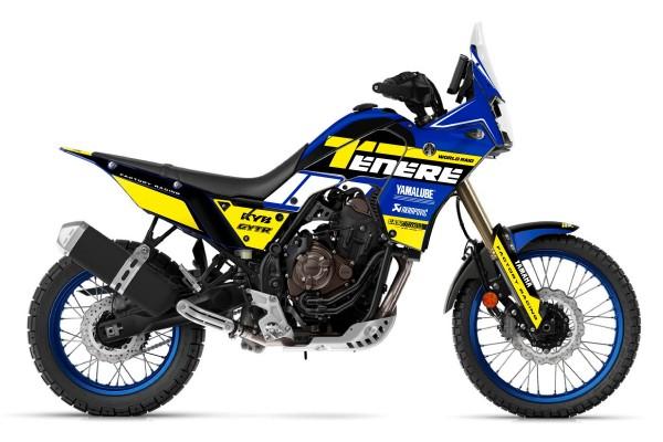 Kit adhesivos moto Yamaha...
