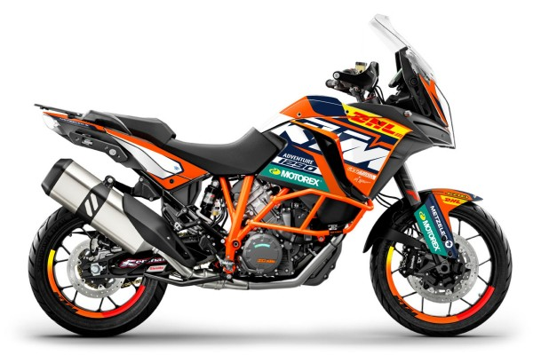 Kit adhesivos KTM Super...