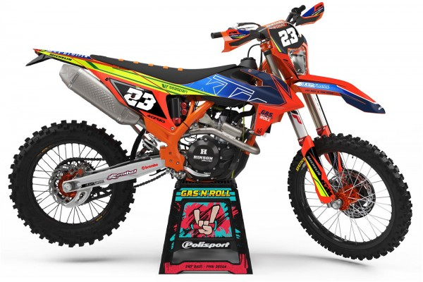 Kit adhesivos KTM 2022...