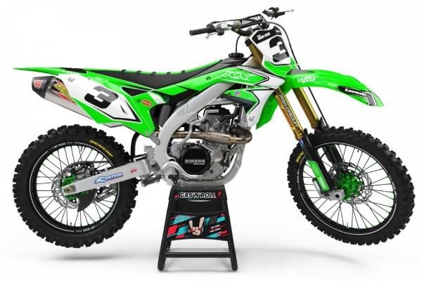 Kit adhesivos moto Kawasaki 04