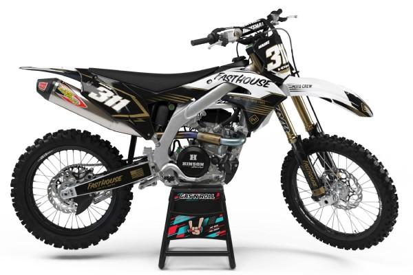 Kit adhesivos moto Kawasaki...