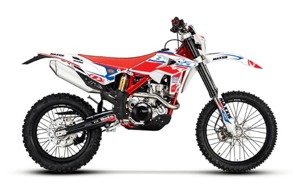 Kit adhesivos moto Beta 01