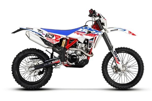 Kit adhesivos moto Beta USA