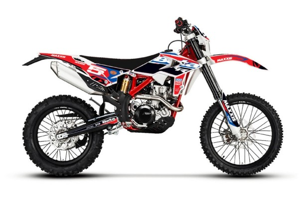 Kit adhesivos moto Beta 05