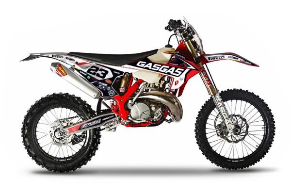 Kit adhesivos moto Gas Gas 01