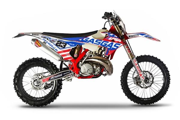 Kit adhesivos moto Gas Gas USA