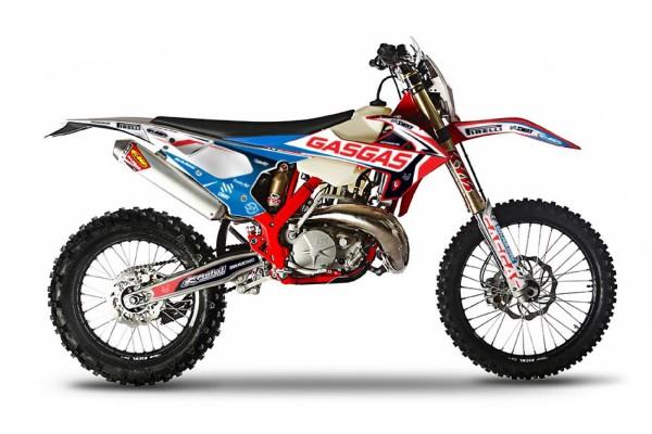 Kit adhesivos moto Gas Gas 05
