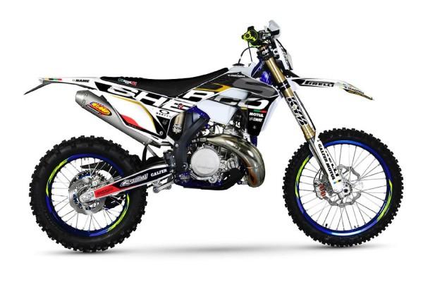Kit adhesivos moto Sherco 01