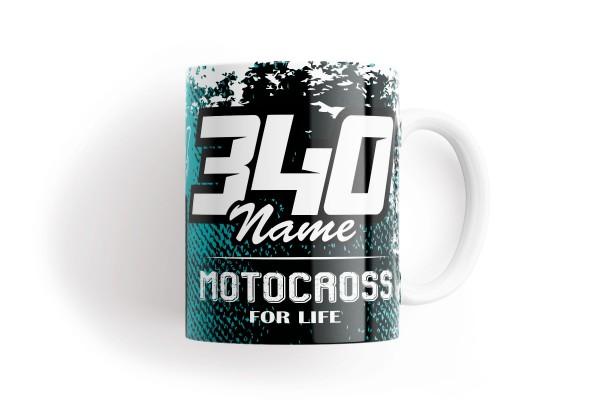 Taza Motocross for life...