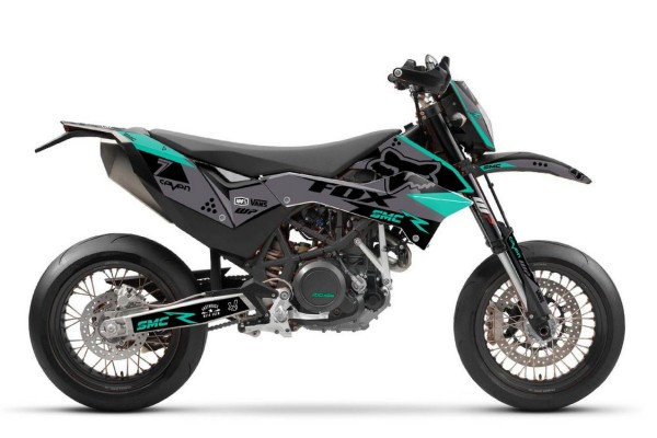 Kit adhesivos KTM 690 FOX