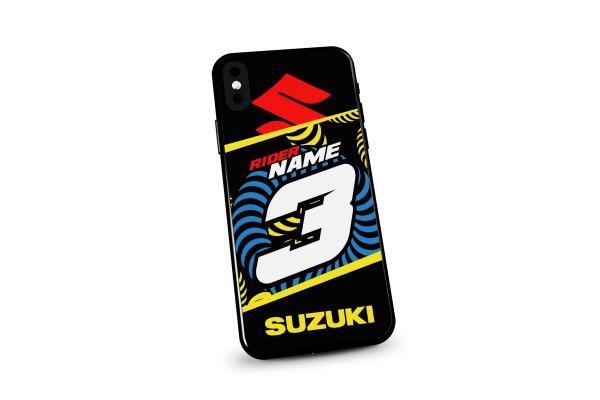 Funda móvil Suzuki Rings