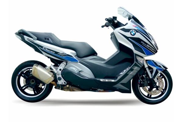 Kit adhesivos moto BMW C600...