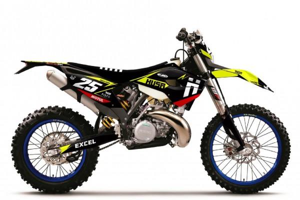 Kit adhesivos moto Husaberg...