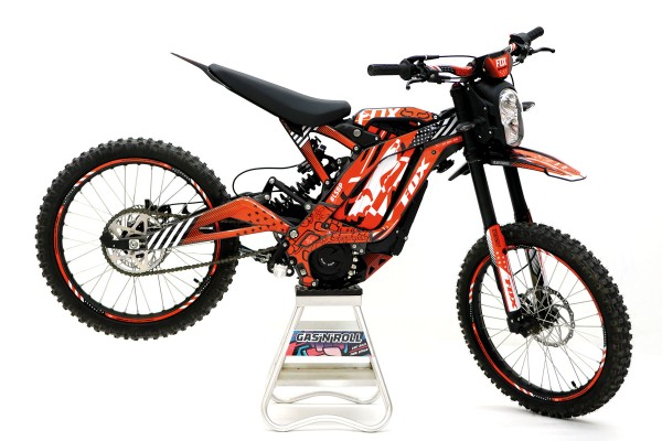 Kit adhesivos moto SUR-RON...