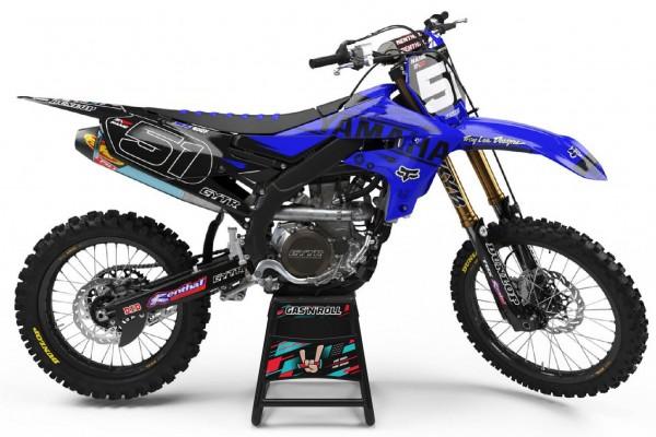 Kit adhesivos moto Yamaha Soft
