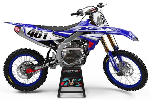 Kit adhesivos moto Yamaha Grip