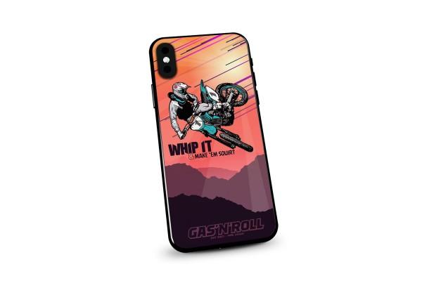 Funda móvil Motocross Whip it