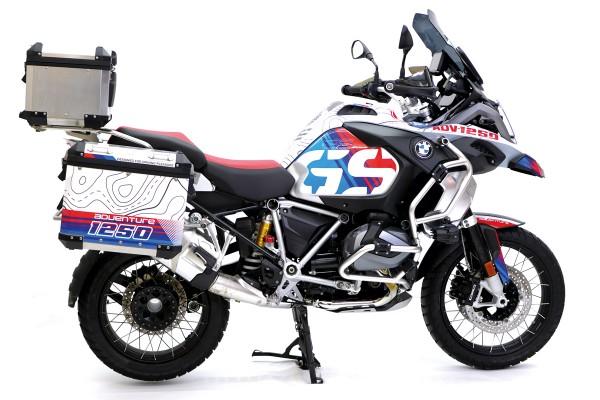Kit adhesivos moto BMW R GS...