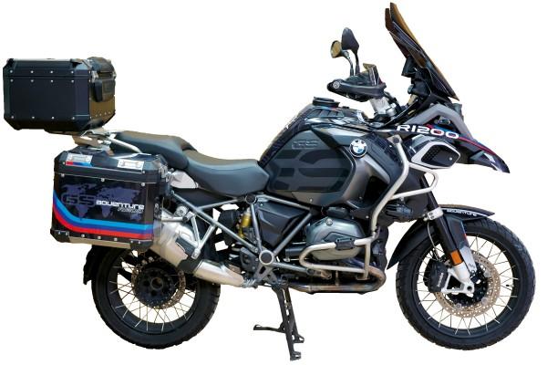 Kit adhesivos moto BMW GS...