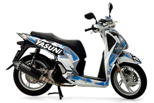 Kit adhesivos Honda SH Yasuni