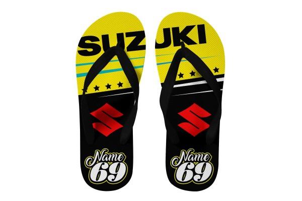 Chanclas Suzuki GNR