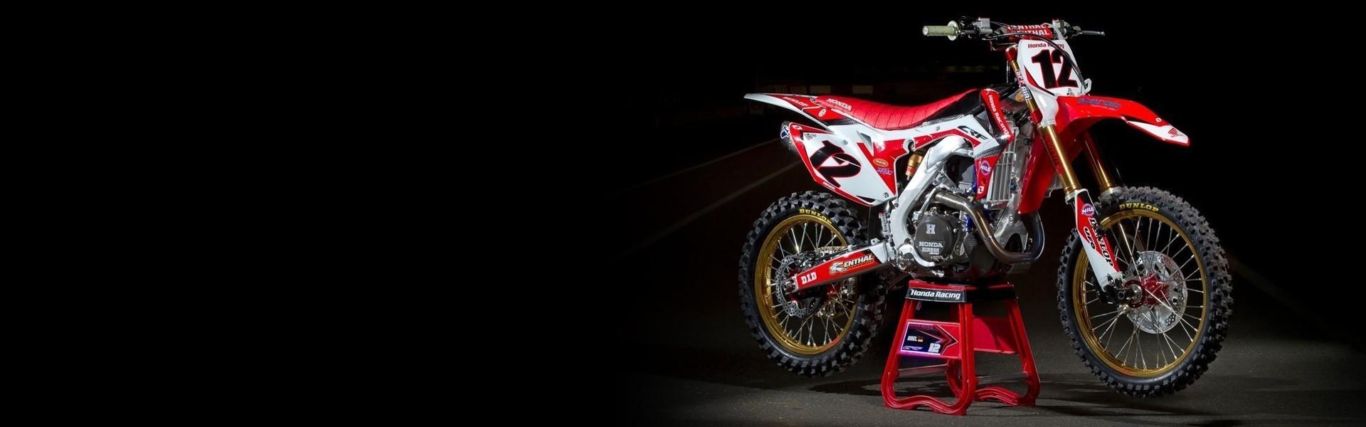 Kits de adhesivos moto Honda